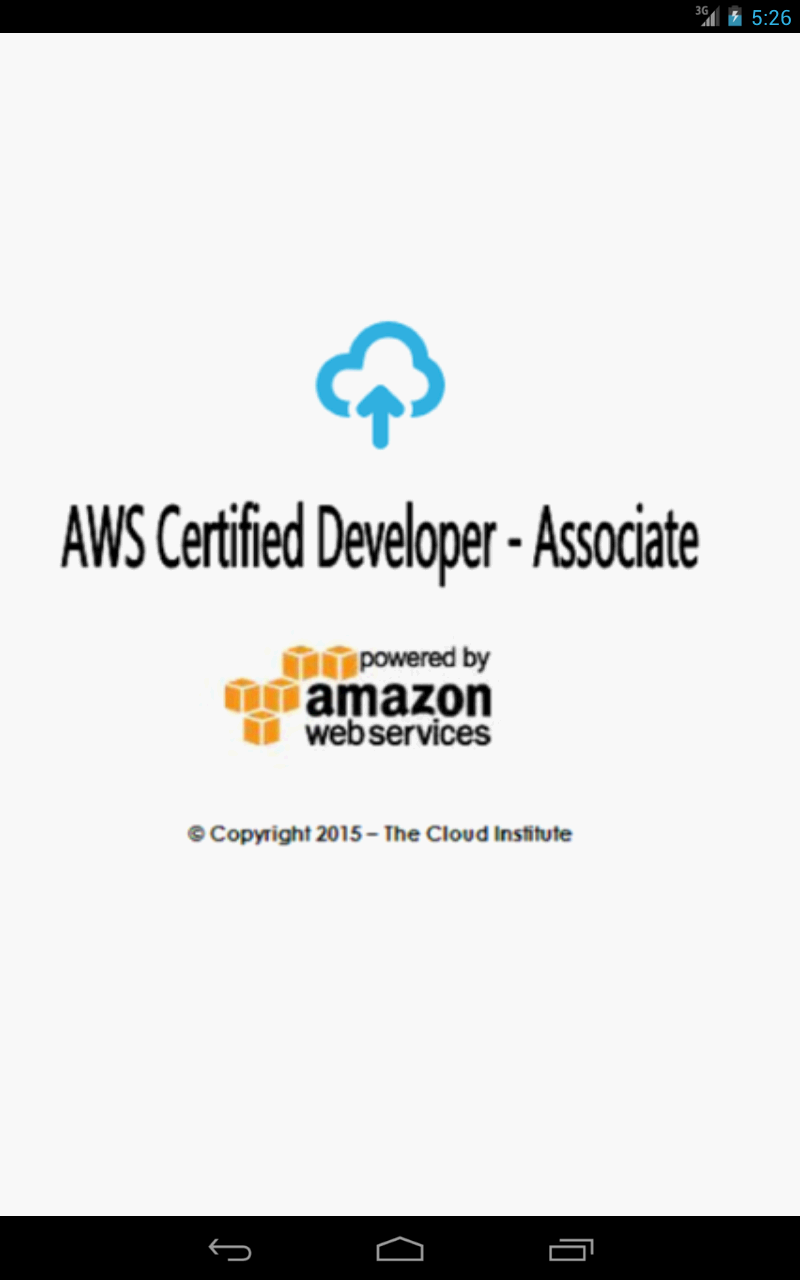 Amazon aws certified dev appstore for android 000 1betcityfo Image collections