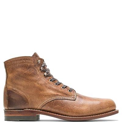 "Wolverine Heritage Original 1000 Mile 6"" Boot Cognac 9 | Oxford & Derby"