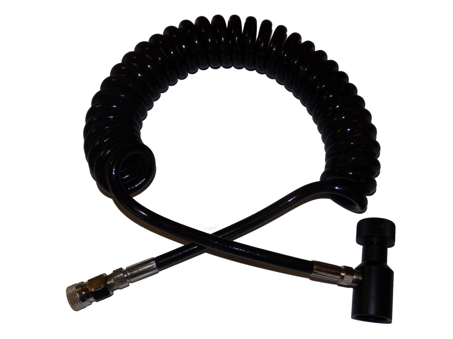Captain O-Ring Deluxe Remote Line for Paintball Air Tanks by Captain O-Ring LLC
