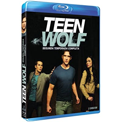 Teen Wolf - Temporada 2 [Blu-ray]