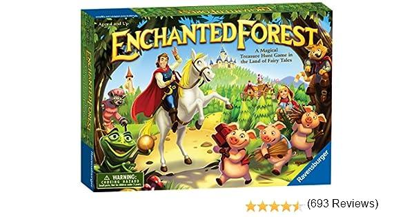 Enchanted Forest: Amazon.es: Juguetes y juegos