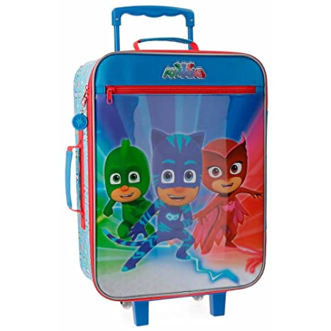 PJ Masks Winter Heroes Equipaje Infantil, 50 cm, 25 litros