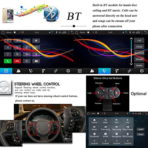 Panlelo S1 2 DIN Android Car Stereo Car Navigation Auto