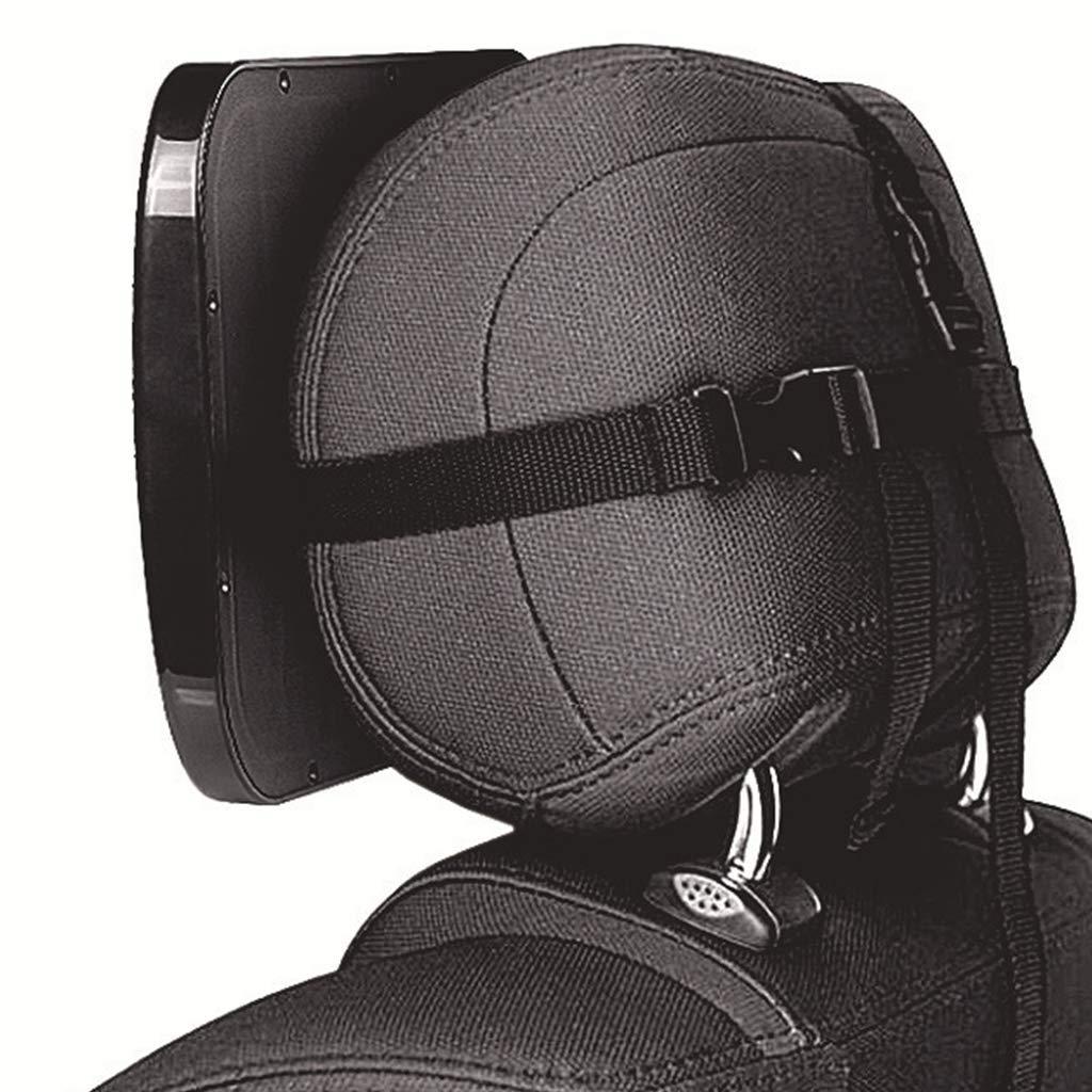 Espejo retrovisor de Seguridad para Coche rotaci/ón de 360/°, endoscopio para Coche con visi/ón Trasera, Espejo Auxiliar s/ólido huihuay