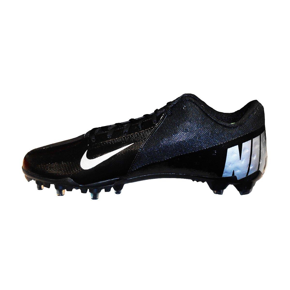 NIKE Womens Free Rn Distance Running Shoe B0087TWLX0 14|Black/Metallic Silver