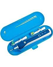 nincha portátil estuche de viaje cepillo de dientes eléctrico de plástico de repuesto para Oral-