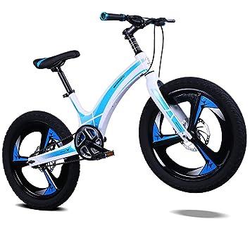 AI-QX Bicicleta Infantil para niños y niñas a Partir de 6 años ...
