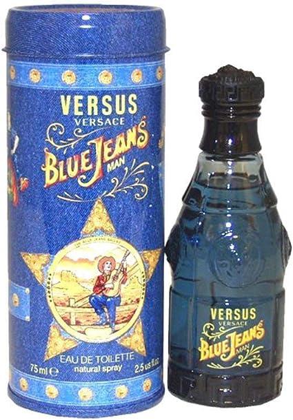 Versace 1153750 Agua de Tocador para Hombre, 75 ml: Versace ...