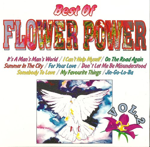 Flowerpower (Your Really Got A Hold On Me)