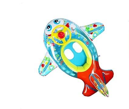 YL historia avión estilo bebé anillo de natación asiento inflable barco seguridad niños TODDLER ayuda baño