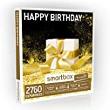 Buyagift Happy Birthday Gift Experiences Box - Over 2760 Experiences for One or Two People