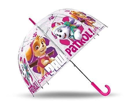 Kids Paw Patrol Paraguas Clásico, 69 cm, Rosa