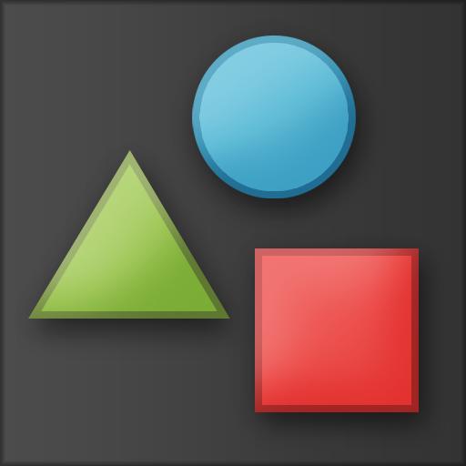 (Shape sorter 3d simulator)