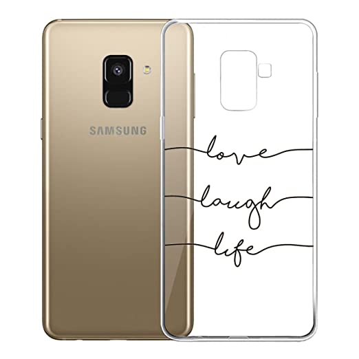 Zxlzkq Hulle Fur Samsung Galaxy A6 Plus 2018 Amazon De Elektronik