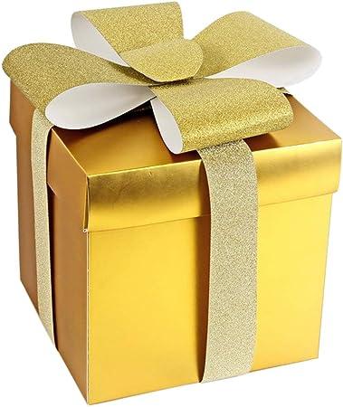 Caja de Regalo, Presente portátil Embalaje Candy Cake Goodies ...