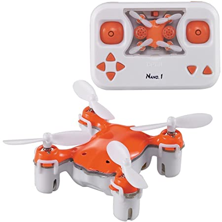 Dwi Dowellin RTF Remote Control drone 360° Flip Nano Pocket Mini ...