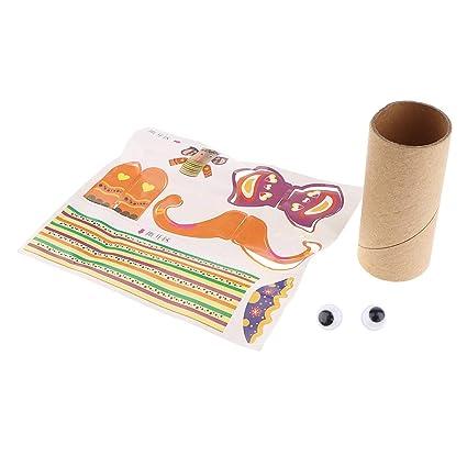 Amazon Com Fityle Kids Child Diy Paper Craft Kids Diy Paper