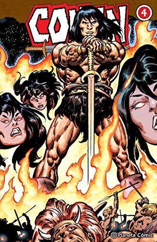 Conan El bárbaro (integral) nº 04/10: 20 por Roy Thomas,John Buscema