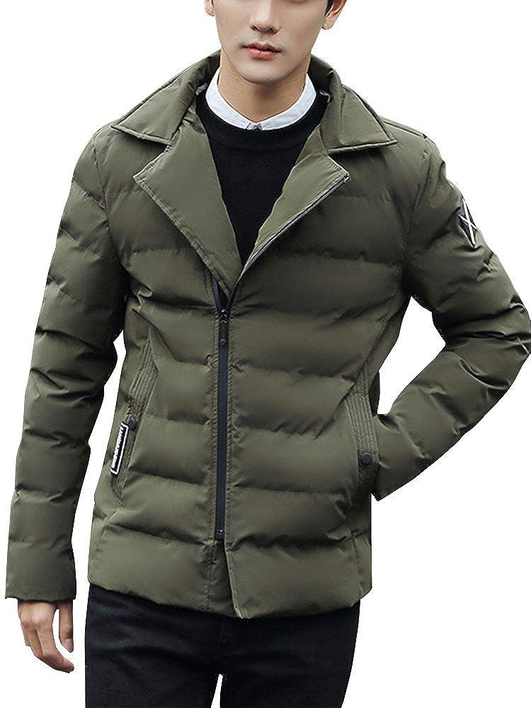 (ネルロッソ) NERLosso ダウンジャケット メンズ 防寒 軽量 ショート丈 アウトドア バイク ゴルフ 登山 ジャンパー ブルゾン 大きいサイズ 正規品 cml24108 B077RLK65L  アーミーグリーン XX-Large