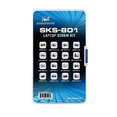 Kingwin ordinateur portable Vis composants Sks-801