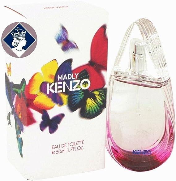 Kenzo Madly Eau De Parfum – 50 ml: Amazon.es: Belleza