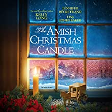 The Amish Christmas Candle Audiobook by Kelly Long Narrated by Tavia Gilbert