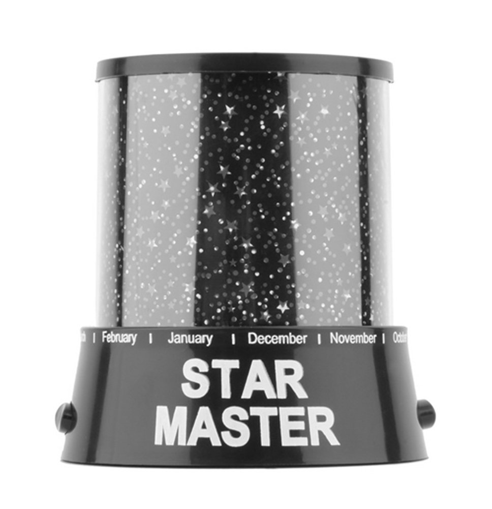 SaySure - Romantic Cosmos Star Master LED Projector Lamp Night Light