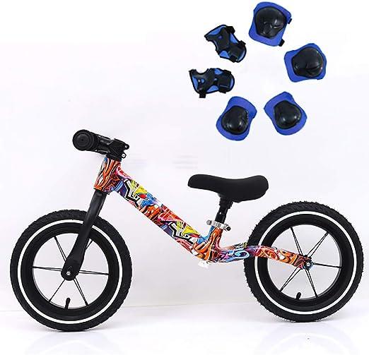 WHTBOX Bicicleta de Equilibrio Bebe 2AñOs,Bicicleta de Equilibrio ...