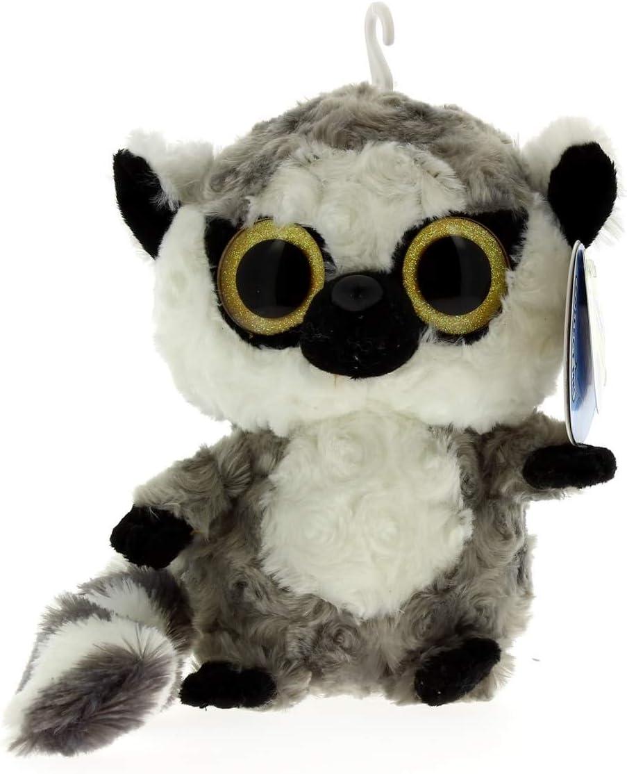 Aurora- YooHoo Lemur de Ojos Brillantes, 20 cm, Color Gris (0060079394): Amazon.es: Juguetes y juegos