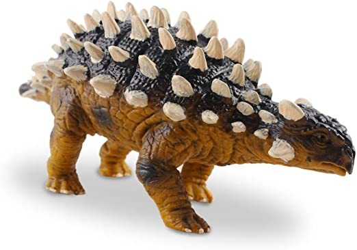 Personaggio//personaggio del gioco Papo 55015-Dino//DINOSAURO ANKYLOSAURUS-NUOVO
