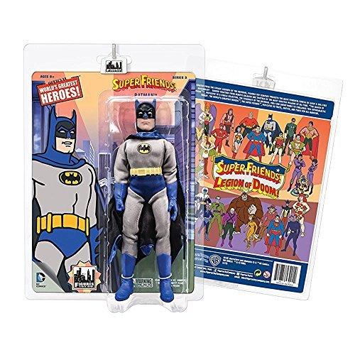 Super Friends Retro Action Figures Series 3: Batman (Retro Action Figures)