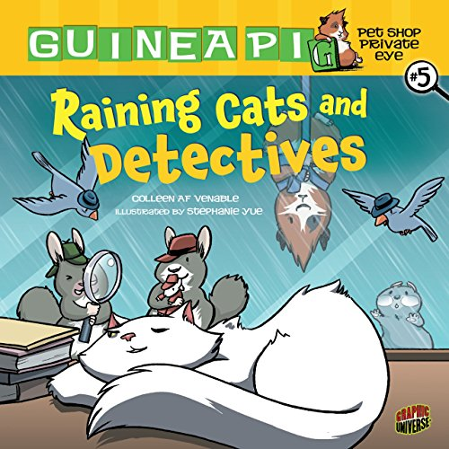 Raining Cats and Detectives: Book 5 (Guinea PIG, Pet Shop Private ()