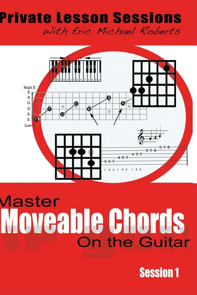 Amazon Master Moveable Chords On The Guitar Private Lesson