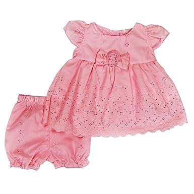 d75a76962f2f9 Rockabye-Baby - Robe - Bébé (fille) 0 à 24 mois - rose - L  Amazon ...