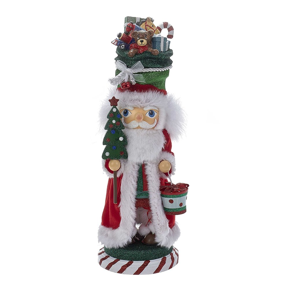 Kurt Adler 15'' Hollywood Santa Nutcracker