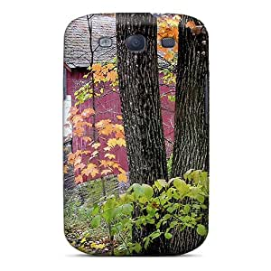 New Arrival Frankenfield Covered Bridge Tinicum Pennsylvania ClgQtHe6269tSipi Case Cover/ S3 Galaxy Case