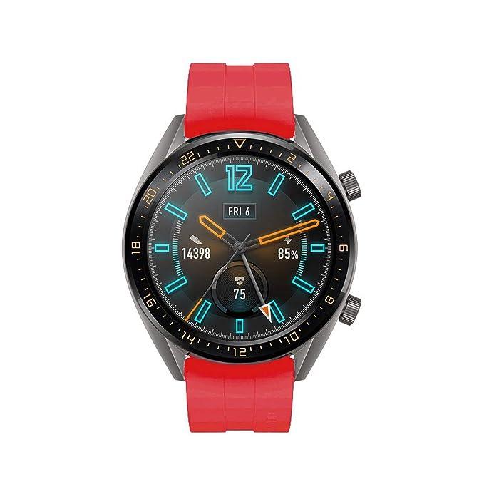 Correa para Reloj Huawei GT para Samsung Galaxy Watch 46 mm ...