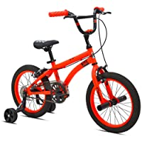 Deals on Kent 16-in X Games 360 Orange Bike 01612