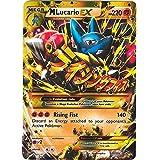 Pokemon M Lucario Ex Ultra Rare Furious Fists 113/111