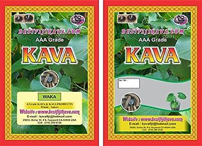 AAA Grade Kava Powder-waka 1 LB