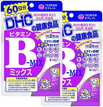 DHC VitaminB Mix 60days(Set of 2)