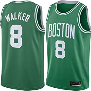 NBA Celtics 8# Walker Camiseta de Baloncesto para Hombres Mujer ...