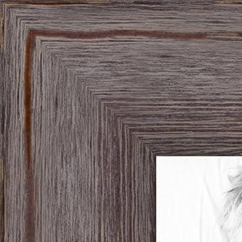 Amazon.com - ArtToFrames 12x18 inch Grey Rustic Barnwood Wood ...
