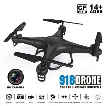 TLgf Drone con cámara 720P FPV Drones Video en Vivo, Modo sin ...