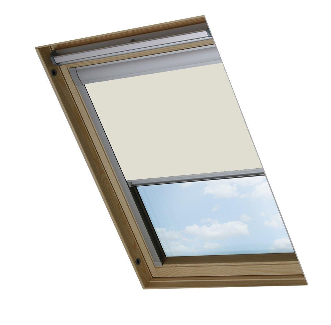 Bloc Skylight Blind CK04per finestre da tetto Velux Blockout, nero Bloc Blinds