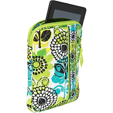Amazon.com  Vera Bradley E-Reader Sleeve  Clothing 05b33a4ee6821