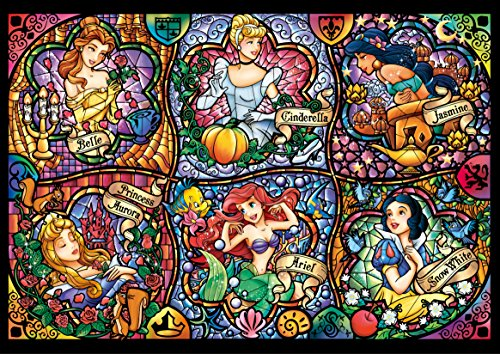 108 piece brilliant Princess (18.2cmx25.7cm)