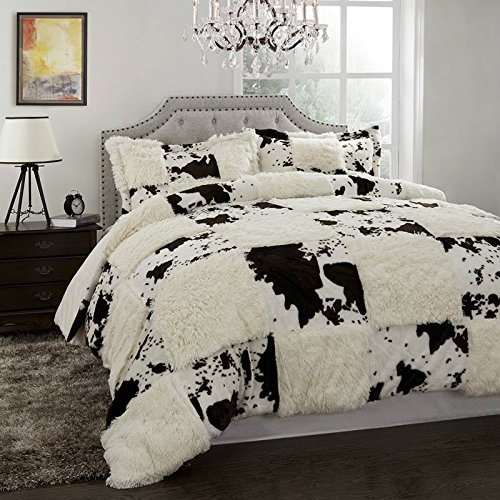 Cow Print Bedding Queen Size