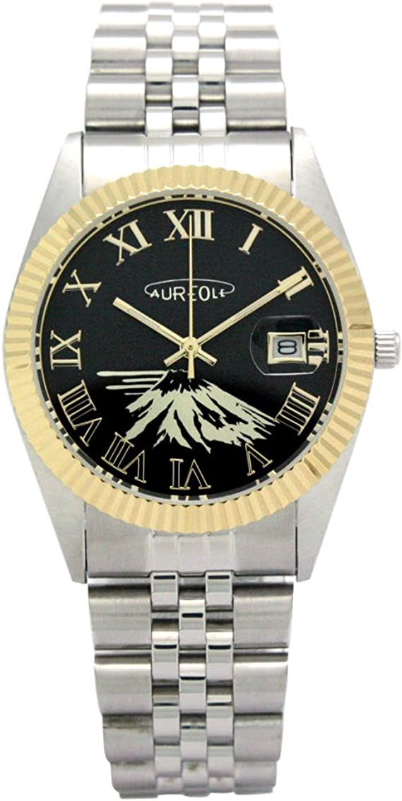 [オレオール] 腕時計 SW-592M-A シルバー