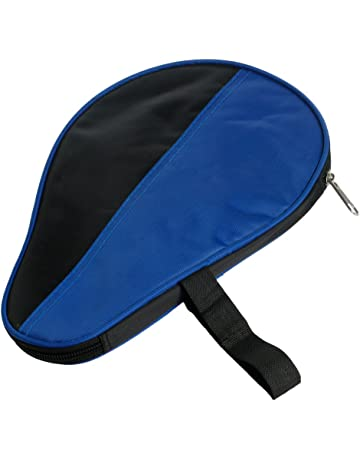Kangnice Waterproof Table Tennis Case Ping Pong Racket Paddle Bat Cover  Pouch Ball Bag 4495ee0d4cace